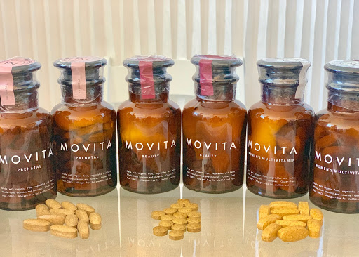 , Movita's Booth at Foundermade East